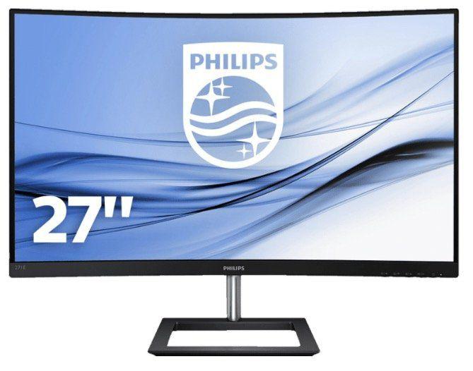 Philips 271E1CA   27 Zoll curved Full HD Monitor für 139€ (statt 167€)
