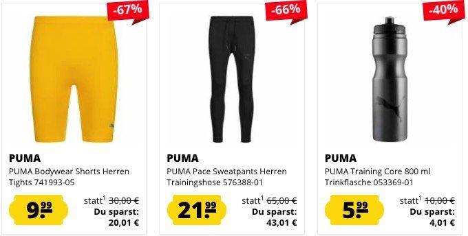 SportSpar mit 10% Rabatt auf Fitness  und Laufkleidung