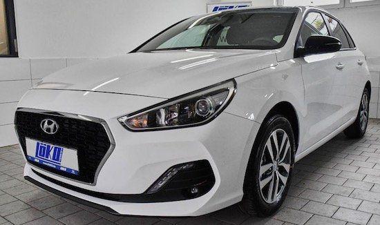 Hyundai i30 YES mit 99 PS im Leasing für 99€ mtl.   LF: 0.63