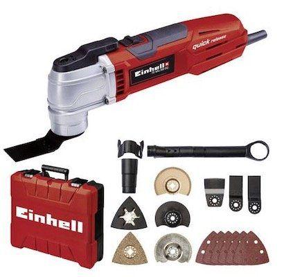 Einhell TE MG 300 EQ Kit Multifunktionswerkzeug für 69,99€ (statt 93€)