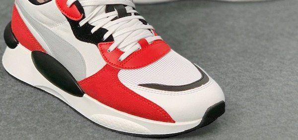 Puma RS9.8 Space Sneaker für 23,14€ (statt 42€)   nur 40 43