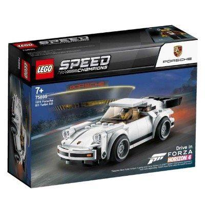 LEGO 1974 Porsche 911 Turbo 3.0 75895 Speed Champions für 11,99€ (statt 14€)