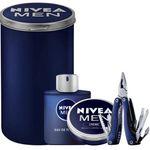 Nivea Men Eau de Toilette Geschenkset inkl. Multitool ab 25,19€ (statt 40€)