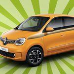 Renault Twingo mit 73 PS im Privatleasing für 77€ mtl. – LF: 0.58