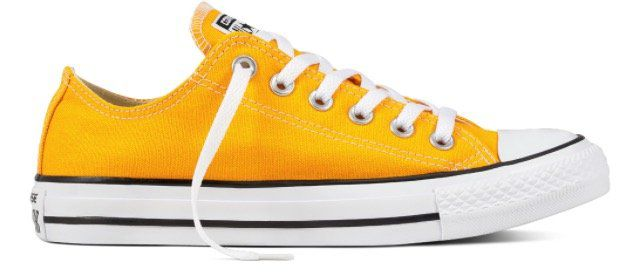 Ausverkauft! Converse Chuck Taylor All Star Low Top in Orange für 17,49€ (statt 49€)