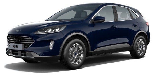 Privat: Ford Kuga Titanium Plugin Hybrid mit 225PS für 199€ mtl.   LF 0,57