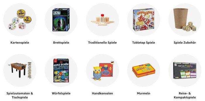 Amazon: Gesellschaftsspiele im Sale bei Prime inkl. Versand   z.B. Kroko Doc für 14,99€ (statt 21€)