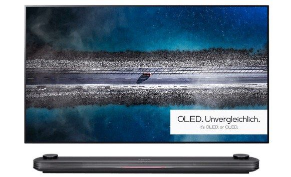 Vorbei! LG Signature OLED65W9   65 Zoll UHD OLED Fernseher inkl. Soundbar für 2.999€ (statt 4.799€)