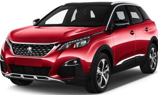 Peugeot 3008 Allure mit 177 PS im Gewerbeleasing für 98€ mtl. brutto   LF: 0.34
