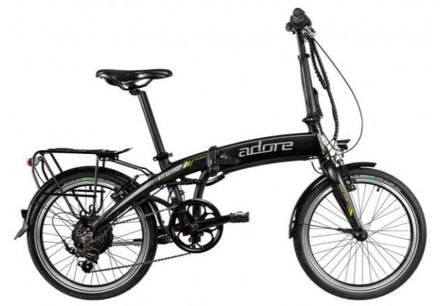 Adore Alu Falt E Bike Cologne 125E für 699€ (statt 825€)