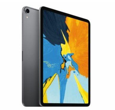 Apple iPad Pro 11 (2018) WiFi mit 256GB in Space Grau für 749,99€ (statt 829€)