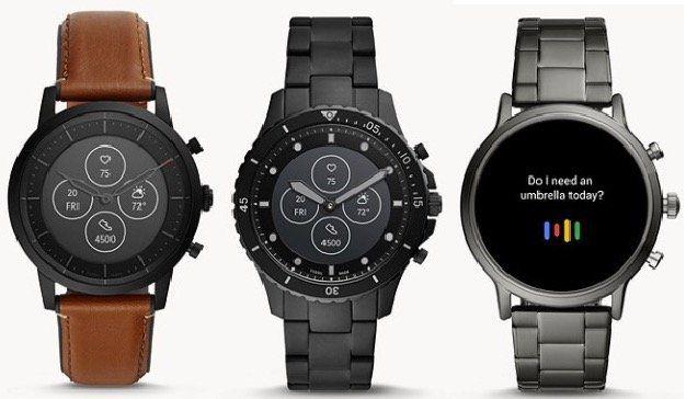 Fossil mit 30% Rabatt auf Smartwatches   z.B. Fossil Collider HR für 139,30€ (statt 199€)