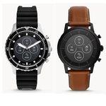 Fossil mit 30% Rabatt auf Smartwatches – z.B. Fossil Collider HR für 139,30€ (statt 199€)