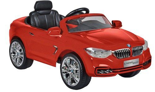 BMW 6V Kinder Elektroauto in Rot für je 109,90€ (statt 200€)