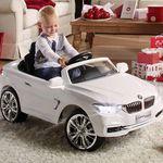 BMW 6V Kinder-Elektroauto in Rot für je 109,90€ (statt 200€)