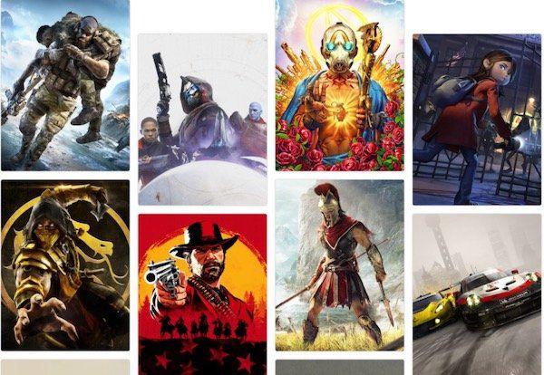 Google Stadia Pro Cloud Gaming 2 Monate kostenlos inkl. 9 Games