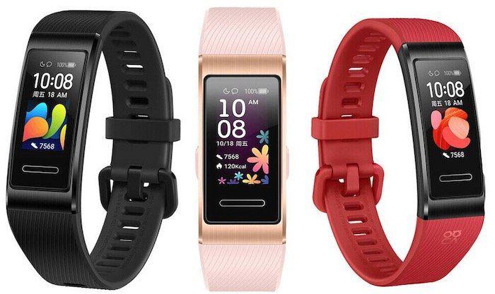 HUAWEI Band 4 Pro Fitnesstracker mit GPS, Herzfrequenz  & Schlafüberwachung ab 51,29€ (statt 63€)   aus DE