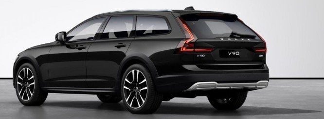 Gewerbe: Volvo V90 Cross Country T6 AWD Pro Bowers & Wilkins mit 310PS für 259€ netto mtl.   LF 0,34
