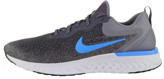 Nike Odyssey React Herren Laufschuhe in Thunder Grey für 49,95€ (statt 74€)