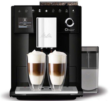Melitta CI Touch F630 102 Kaffeevollautomat für 579€ (statt 699€)   Neuware in beschädigter OVP