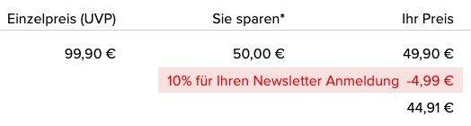 Tommy Hilfiger mit mindestens 50% Rabatt + 10% Gutschein + keine VSK