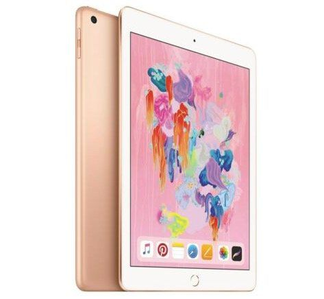 Apple iPad (2018) 32GB WiFi + 4G in Gold für 314,10€ (statt 354€)