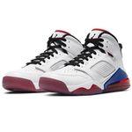 Nike Jordan Mars 270 in Weiß-Rot-Blau-Schwarz für 65€ (statt 93€)