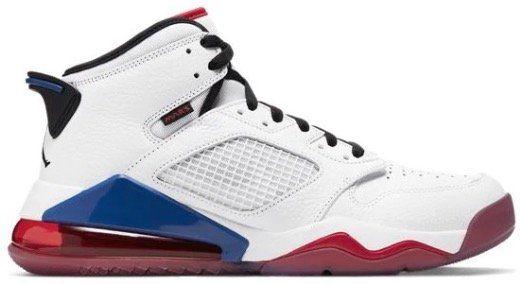 Nike Jordan Mars 270 in Weiß Rot Blau Schwarz für 65€ (statt 93€)