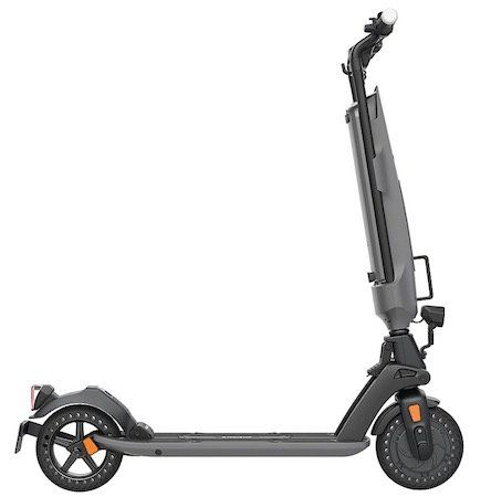 Trekstor EG 6078 klappbarer E Scooter mit Straßenzulassung für 499€(statt 676€)