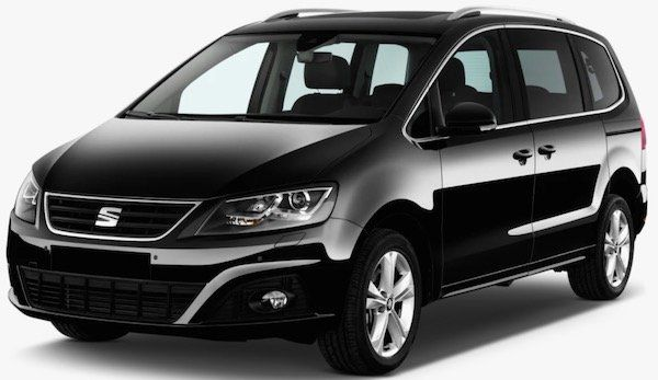 Seat Alhambra Style 2.0 TDI mit 150 PS im Privatleasing für 175€ mtl.   LF: 0.56