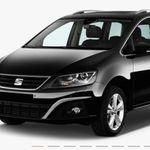 Privat- und Gewerbe: SEAT Alhambra Style 1.4 TSI mit 150 PS für 189€ mtl. – LF: 0,64