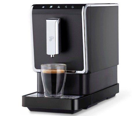 Tchibo Kaffeevollautomat Esperto Caffè 1.1 mit Doppio Funktion für 199€ (statt 269€)