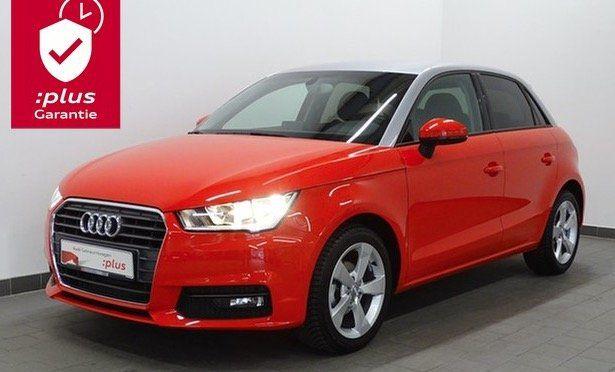 Gebraucht Privatleasing: Audi A1 Sportback 1.0 TFSI Sport inkl. TÜV + Überführung für 121€ mtl.