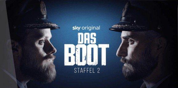 Das Boot Staffel 2: Sky Entertainment Ticket für 4,99€ (statt 10€) oder inkl. Cinema Ticket für 7,49€ (statt 15€)