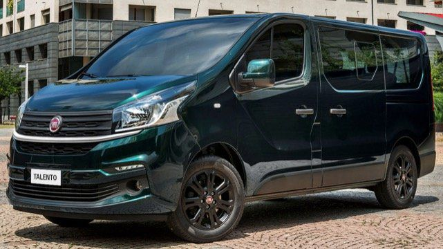 Fiat Talento Kombi Family 8 Sitzer im Leasing für 199€mtl.   LF: 0.56