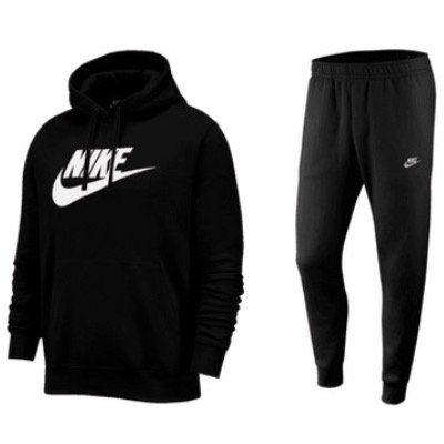 Nike Jogginganzug Club BB in verschiedenen Farben für 59,95€ (statt 74€)