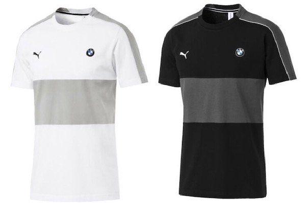 Puma BMW M Motorsport T7 Herren T Shirt für 17,99€ (statt 25€)