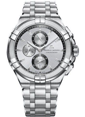 Maurice Lacroix Aikon Chronograph für 655,90€ (statt 890€)