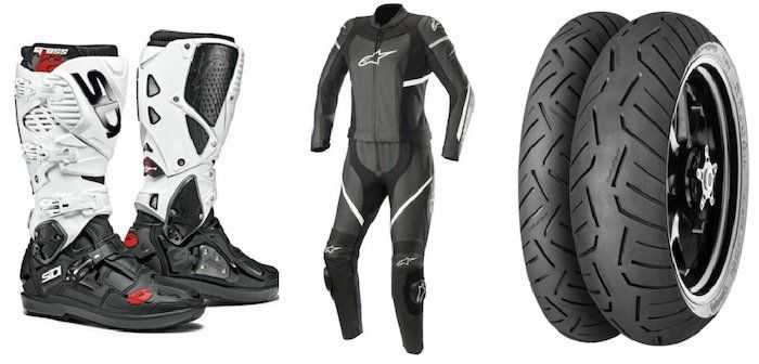 eBay: 10% Rabatt auf Motorradteile (Zubehör, Kleidung, Kraftrad Reifen &  Felgen, Roller Teile)