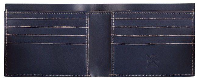 Timberland Vachetta Leder Kartenhalter inkl. Fach für Geldscheine für 18€(statt 35€)