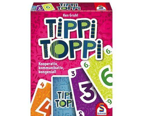 Tippi Toppi Familienkartenspiel ab 4,85€ (statt 10€)