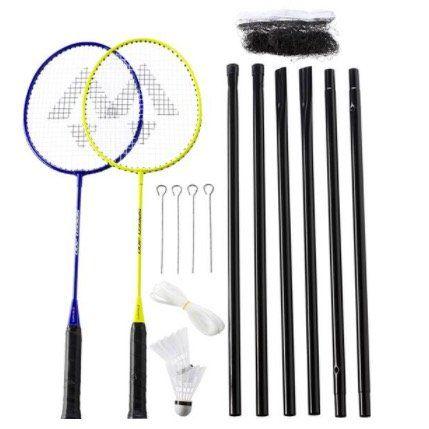 Tecnopro Speed 200 Badmintonset für 19,99€ (statt 32€)