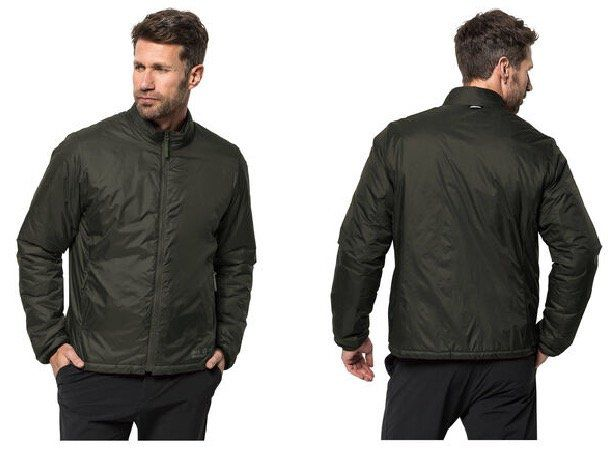 Jack Wolfskin Herren Isolationsjacke JWP Thermic One Jacket M für 59,90€ (statt 80€)
