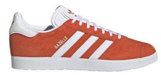 adidas Originals Gazelle Herren Trainers in Orange für 49,95€ (statt 94€)