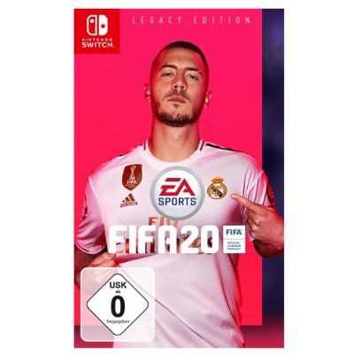 Electorinic Arts FIFA20 Legacy Edition für Nintendo Switch ab 19,99€ (statt 30€)