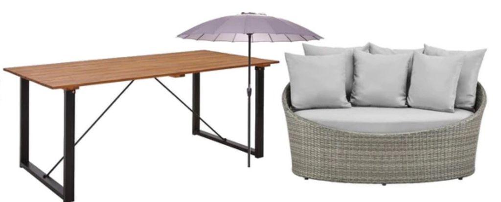 TOP! Mömax 30% Rabatt auf Gartenmöbel, Sessel, Liegen, Sonnenschirme ......