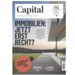 Jahresabo der Finanz-Zeitschrift CAPITAL für 106,80€ – Prämie: z.B. Amazon-Gutschein über 90€
