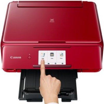 Tintenstrahl Multifunktionsdrucker Canon PIXMA TS8150 für 89€ (statt 172€)