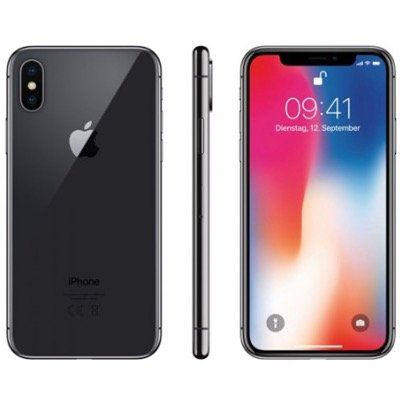 Apple iPhone X 256GB für 395,91€ (statt neu 550€) – Refurbsihed