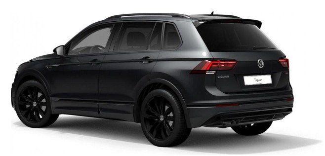 HOT! VW Tiguan R Line Black Style (190 PS , HeadUP, 20 Zoll, Sportfahrwerk) für 299€ mtl.   LF: 0,62